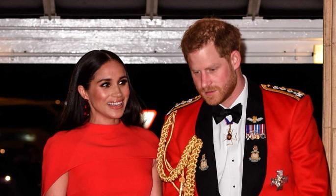 Принц Гарри неаккуратно пошутил про возраст Меган Маркл на фоне слухов о беременности