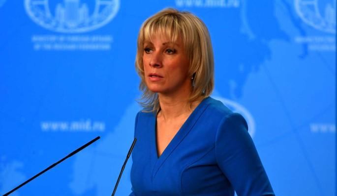 Захарова заявила о разрушении понятий свободы слова и СМИ в США