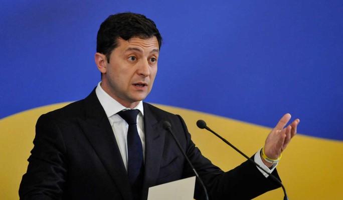 На Украине создали петицию об отставке Зеленского