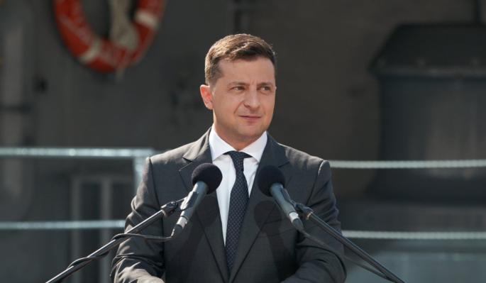 Зеленский нарушил обещание не пользоваться государственными резиденциями