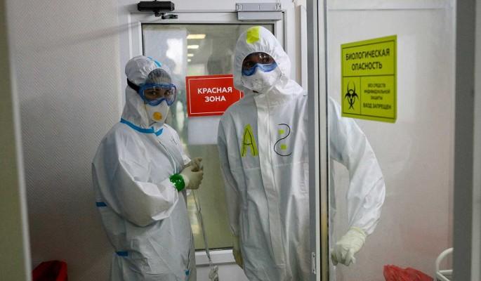 Коронавирус в России: за сутки выявлено 6 248 зараженных