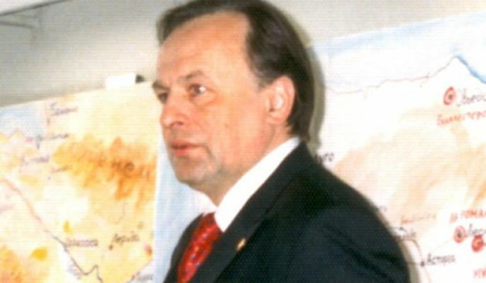 Зверски убивший аспирантку историк Соколов пожаловался на коварных врагов