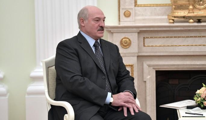 Обнародованы доходы Александра Лукашенко