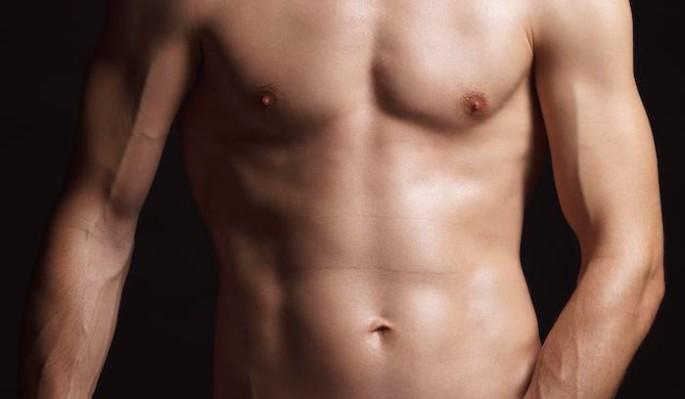 Классные голые парни: супруга Пелагеи застукали на мужском стриптизе