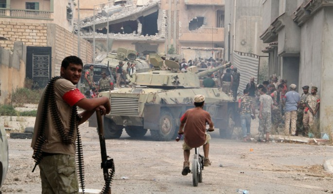 Малькевич потребовал от ПНС Ливии прекратить беззаконие и освободить русских социологов