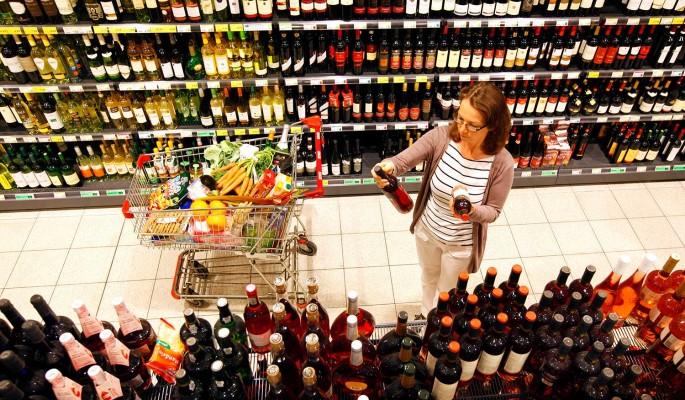 В России хотят повысить цены на водку и коньяк