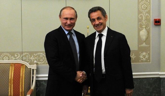 Саркози высказался о Путине в мемуарах: Всегда держит слово