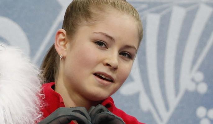 Юлия Липницкая показала новорожденную дочь