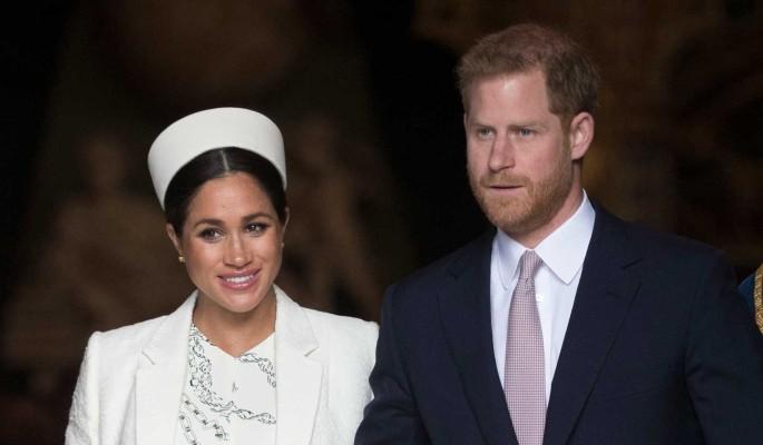Книга с откровениями о Меган Маркл и принце Гарри грозит разрушить их отношения с королевской семьей