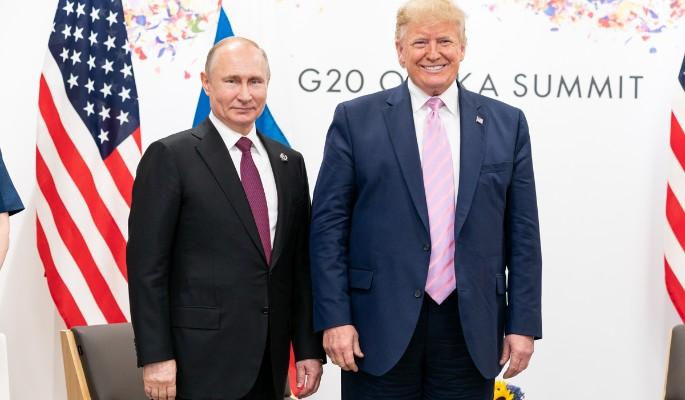 Трамп позволил себе жесткую шутку в отношении России