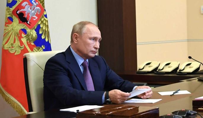 Путин обратился к россиянам в ходе совещания по коронавирусу: Поводов расслабляться нет