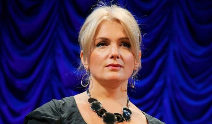 Сменившую имидж Порошину сравнили с Монро: Все-таки блонд