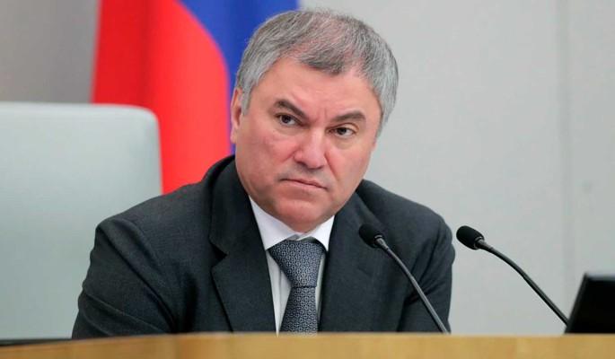 Володин поручил проверить ряд депутатов на наличие двойного гражданства
