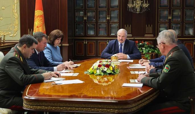 Лукашенко потребовал от России объяснений из-за обнаруженных под Минском бойцов ЧВК Вагнера
