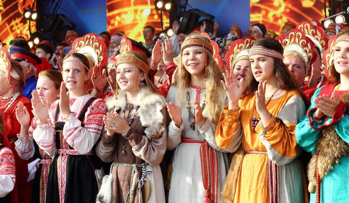 Фестиваль славянского искусства