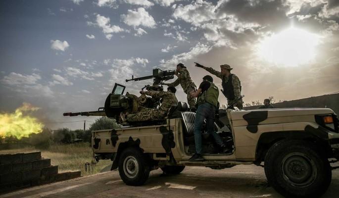 В ПНС Ливии рассчитывали заманить в страну группу россиян под предлогом охранной работы