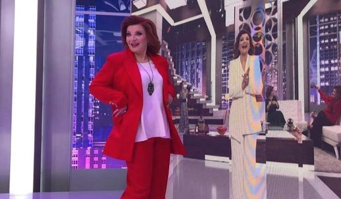 Степаненко обратилась к Петросяну в эфире своего шоу: Живи долго и счастливо