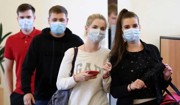 Число заразившихся коронавирусом в России превысило 856 тысяч