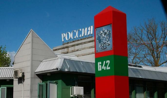 Возле границы с Россией обнаружена белорусская бронетехника