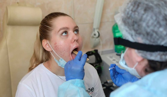 За последние сутки коронавирус в России выявили у 5 159 человек