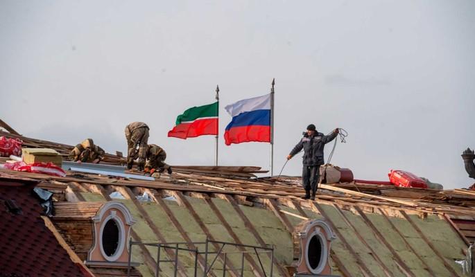 В Москве назвали незаконным отделение Белоруссии от России