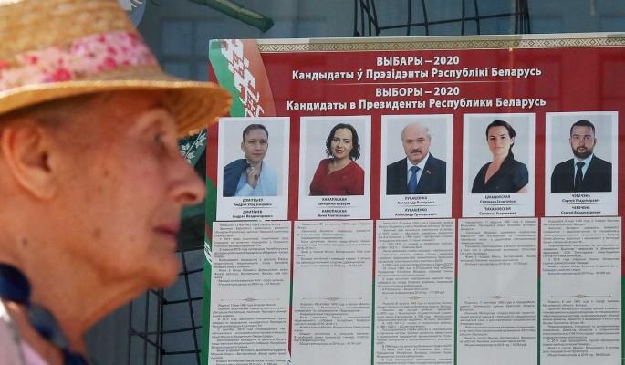 Блогеры опубликовали данные экзит-полов на выборах в Белоруссии: Лукашенко проигрывает