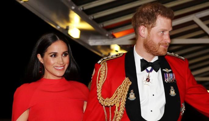 """Брак с Меган Маркл превратил принца Гарри в """"тень самого себя"""""""