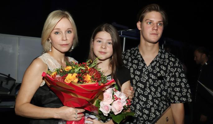 14-летняя Маша Табакова изменилась до неузнаваемости