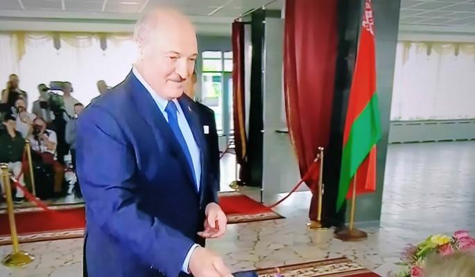 Победа Лукашенко предрешена: Результаты выборов известны до окончания голосования