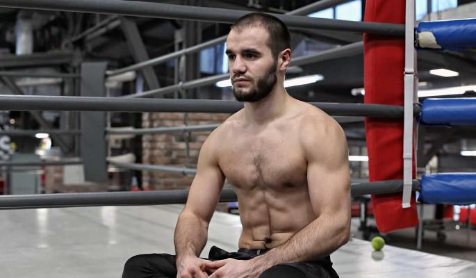 Байсангуров: Бой должен быть, и я готов к любому сопернику