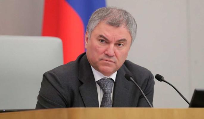 Володин призвал Лукашенко строить отношения с Россией на основе доверия