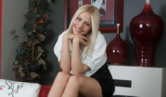 Актриса Наталья Рудова ждет ребенка