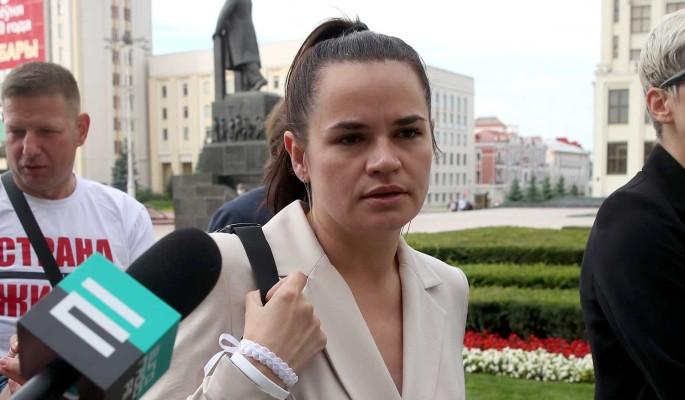 Тихановской предложили присоединиться к оппозиционному комитету