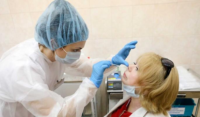 Коронавирус в России: число зараженных превысило 907 тысяч