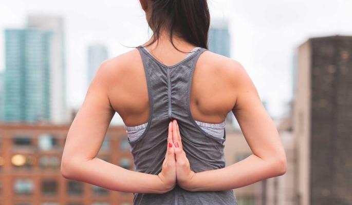 5 простых упражнений для заряда энергией на весь день