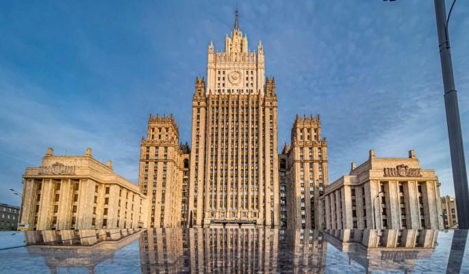 В МИД России увидели иностранное вмешательство в ситуацию в Белоруссии