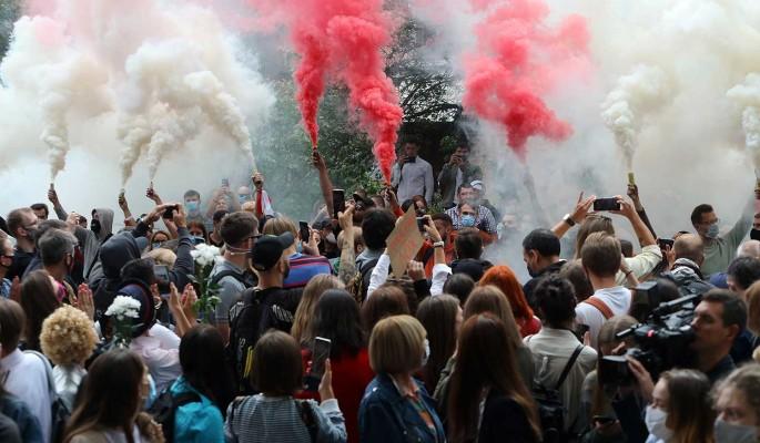 Глава МВД Белоруссии считает протесты порождением ненависти к силовикам