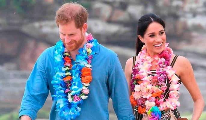 Относился с иронией: обнародованы детали знакомства Меган Маркл и принца Уильяма