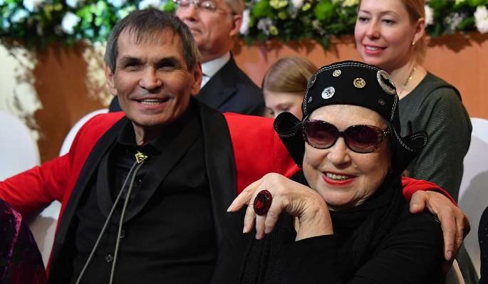 Бари Алибасов объявил о разводе с Лидией Федосеевой-Шукшиной