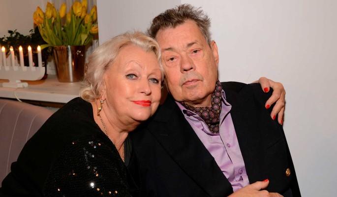 Похоронившая мужа Поргина обратила внимание на известного режиссера