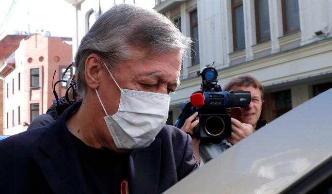 Выглядит нервным: Ефремов сделал неожиданное заявление в суде