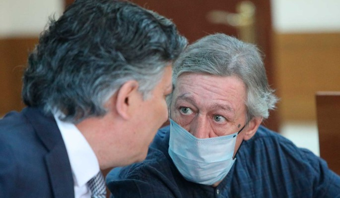 Пашаев объяснил отказ Ефремова от его услуг