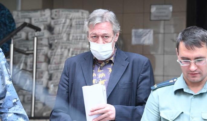 В продаже появились билеты на судебное заседание по делу Ефремова