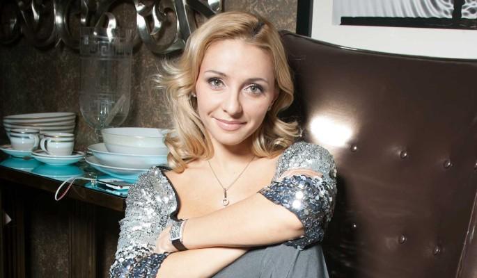 Татьяна Навка высказалась о третьей беременности