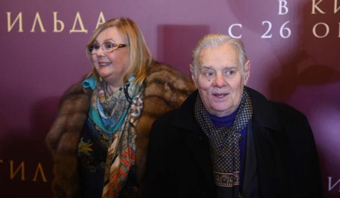 Не может поверить в его смерть: трогательное признание жены Владимира Андреева