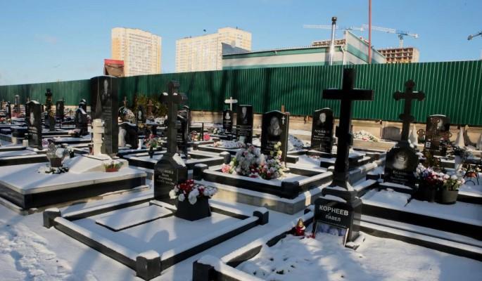 Останки актера Александра Числова хотят выкопать из могилы