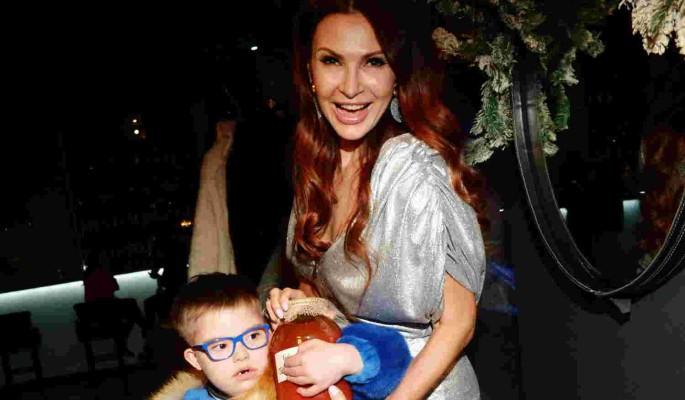 Больной синдромом Дауна сын Бледанс вошел в рейтинг самых стильных детей