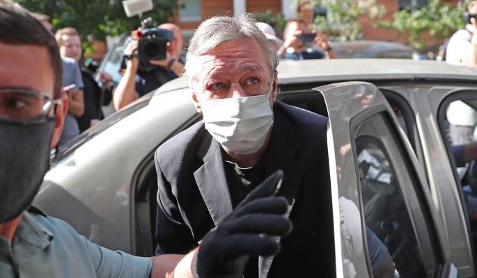 """""""Меня приговорили к казни"""": Ефремов озвучил последнее желание"""
