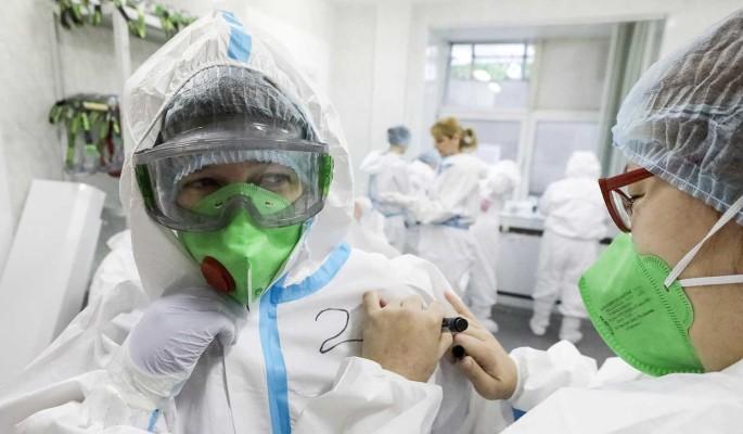Коронавирусом в России заразились более миллиона человек