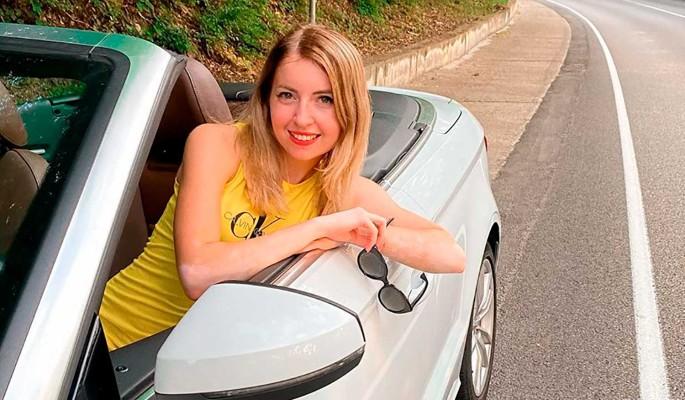 Похоронившая мужа блогер-фармацевт Диденко попала в сети альфонса